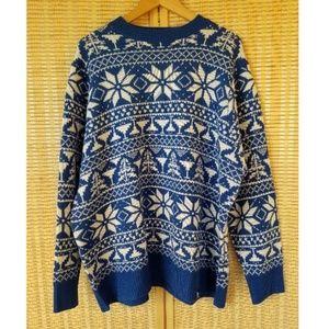 SKYY VODKA Ski Sweater